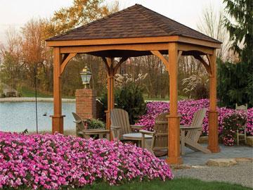 Summer houses & garden furniture