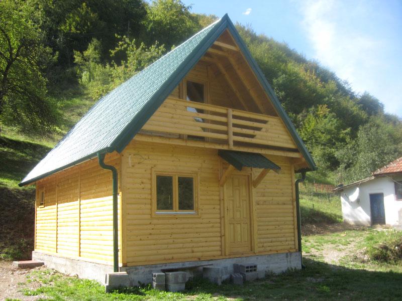 Брвнаре - Фоча