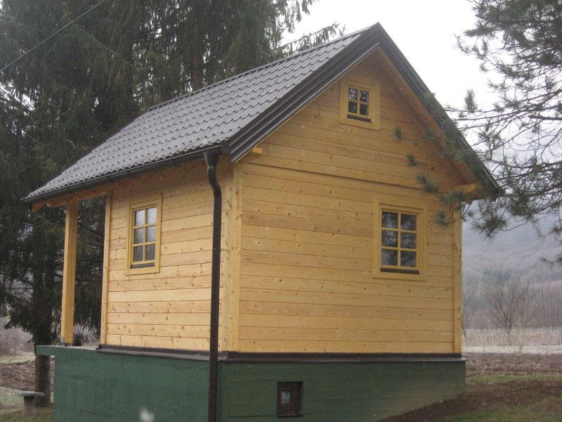 Брвнара - Залковик
