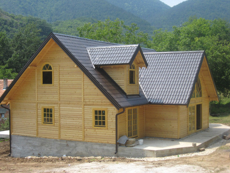 Монтажне куће